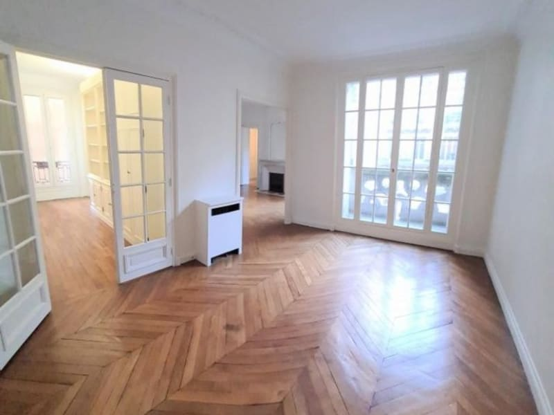 Rental apartment Paris 16ème 3 350€ CC - Picture 2