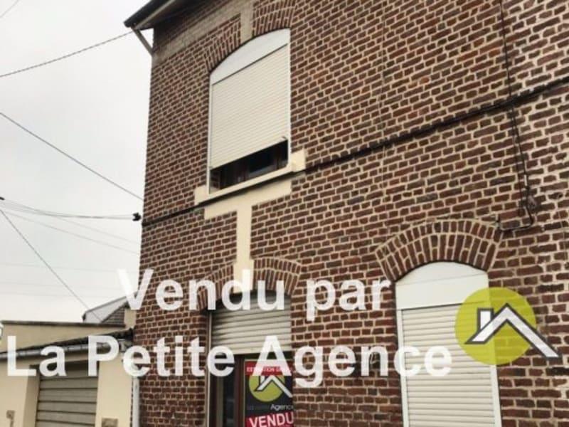 Vente maison / villa Bauvin 123900€ - Photo 1