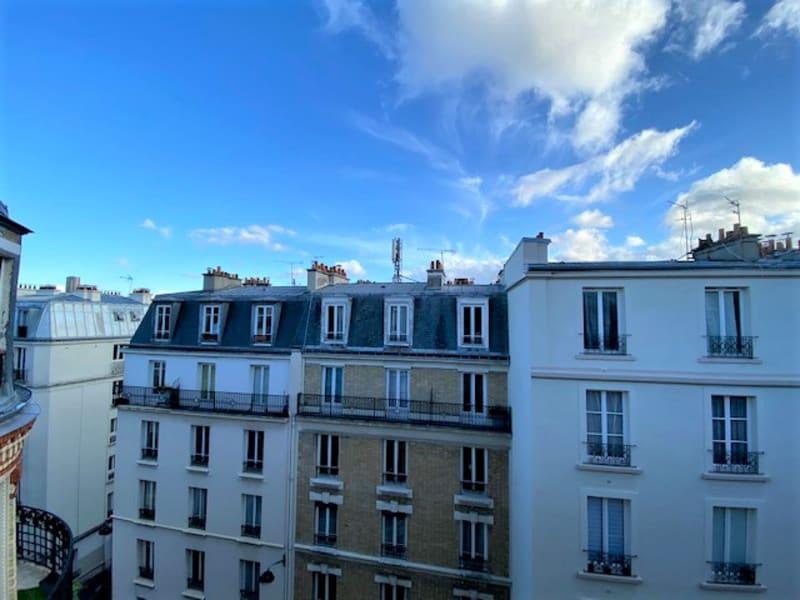 Rental apartment Paris 15ème 730€ CC - Picture 2