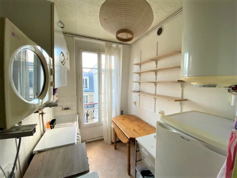 Rental apartment Paris 15ème 730€ CC - Picture 3