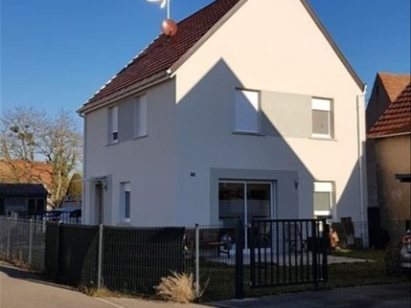Location maison / villa Lauterbourg 990€ CC - Photo 1
