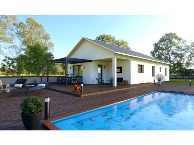 Vente maison / villa Le pont de beauvoisin 299000€ - Photo 1
