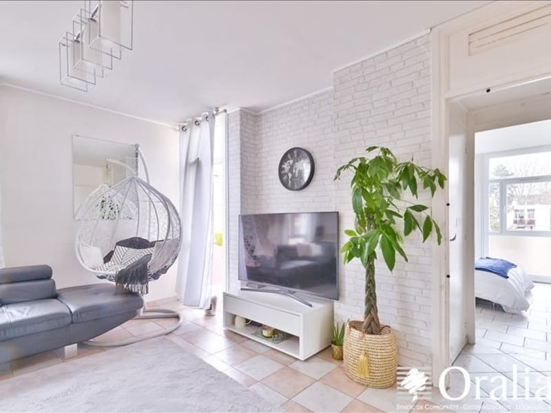 Vente appartement Lyon 9ème 190 000€ - Photo 2