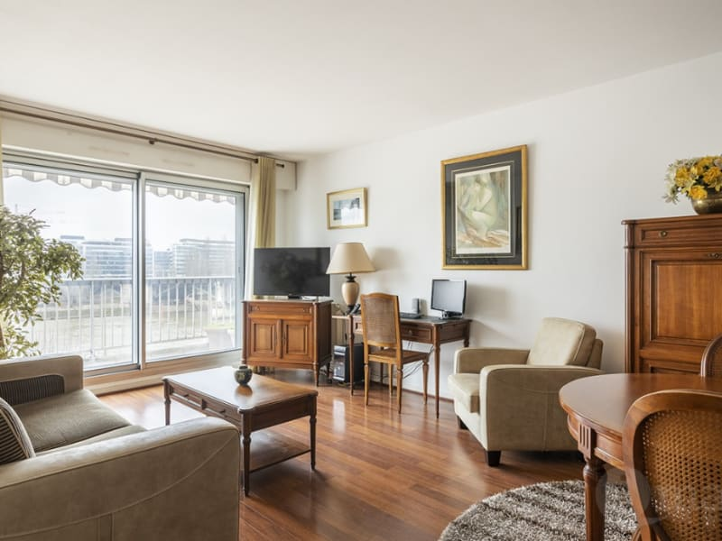 Sale apartment Courbevoie 425 000€ - Picture 2