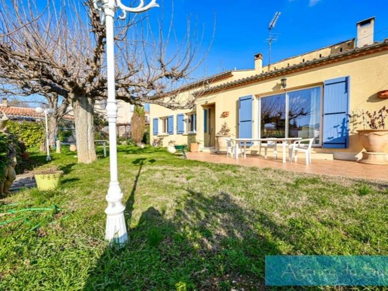 Vente maison / villa La bouilladisse 469000€ - Photo 1