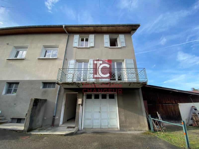 Vente maison / villa Charavines 169000€ - Photo 1