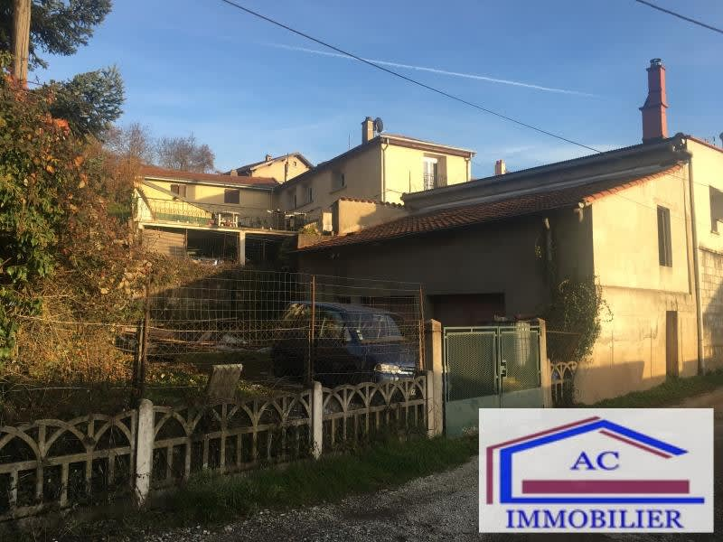 Vente maison / villa Unieux 117500€ - Photo 2