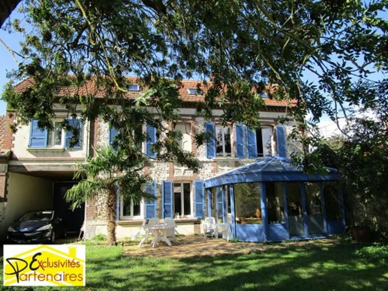 Vente maison / villa Ezy sur eure 315000€ - Photo 1