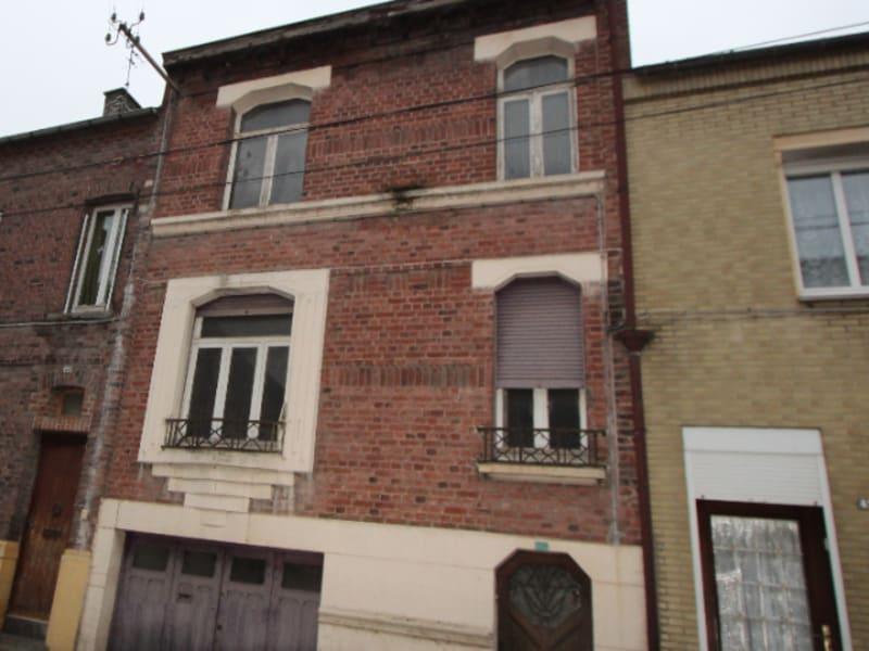 Vente maison / villa Somain 96000€ - Photo 1