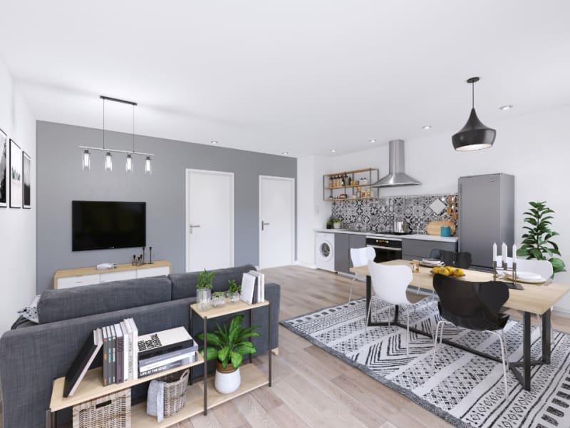 Vente appartement Noisy le grand 252000€ - Photo 1