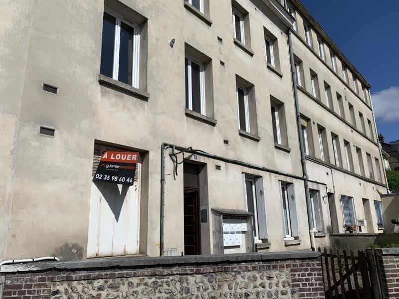 Vermietung wohnung Rouen 500€ CC - Fotografie 5