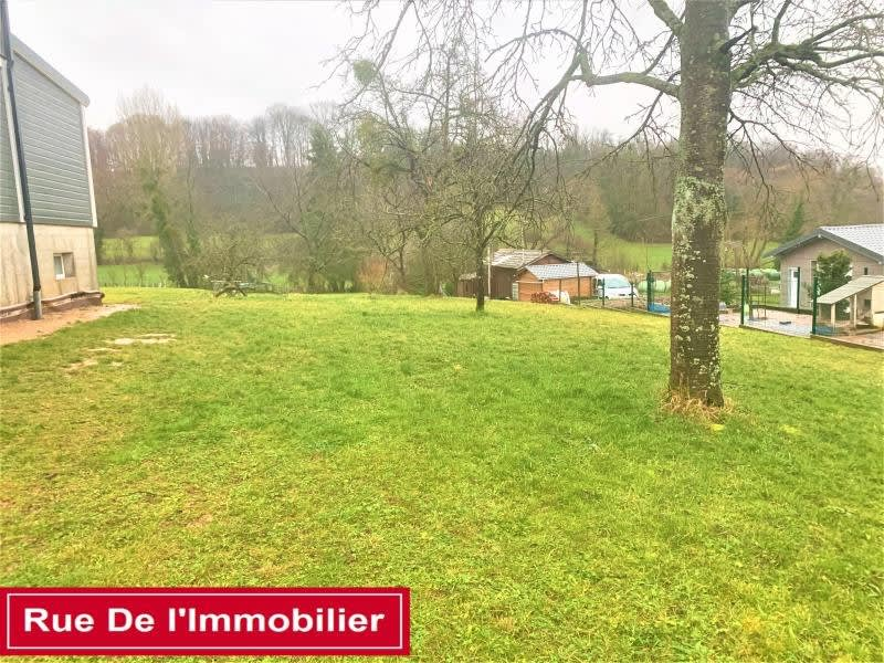Vente terrain Oberdorf spachbach 77000€ - Photo 1