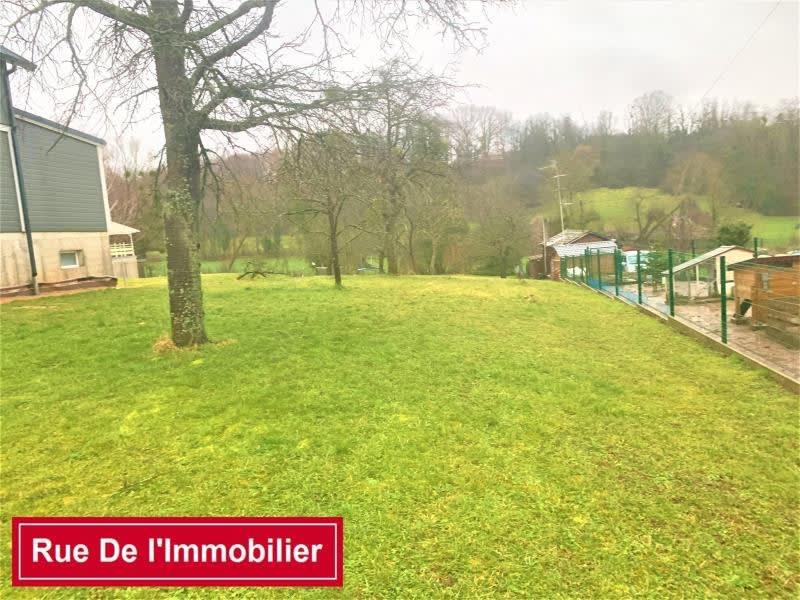 Vente terrain Oberdorf spachbach 77000€ - Photo 2