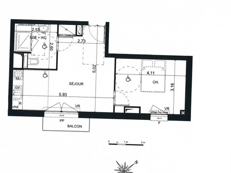 出售 公寓 Nantes 234300€ - 照片 2