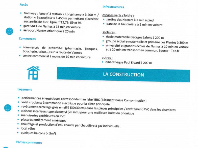 出售 公寓 Nantes 234300€ - 照片 4