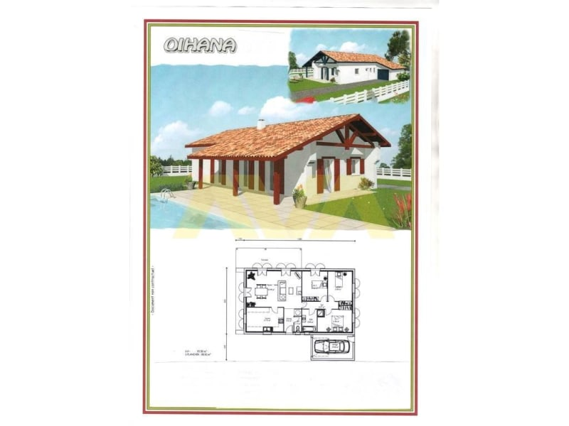 Vente maison / villa Navarrenx 140000€ - Photo 2