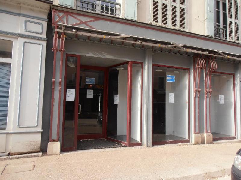 Location local commercial Nantua 439€ HC - Photo 1