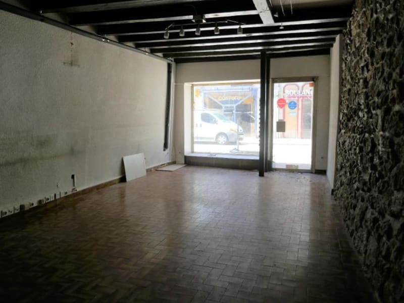 Rental empty room/storage Nantua 379€ HC - Picture 1