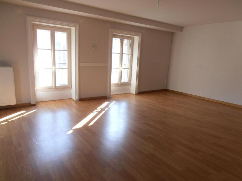 Sale apartment Nantua 115000€ - Picture 1