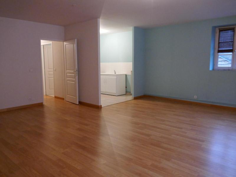 Sale apartment Nantua 115000€ - Picture 3