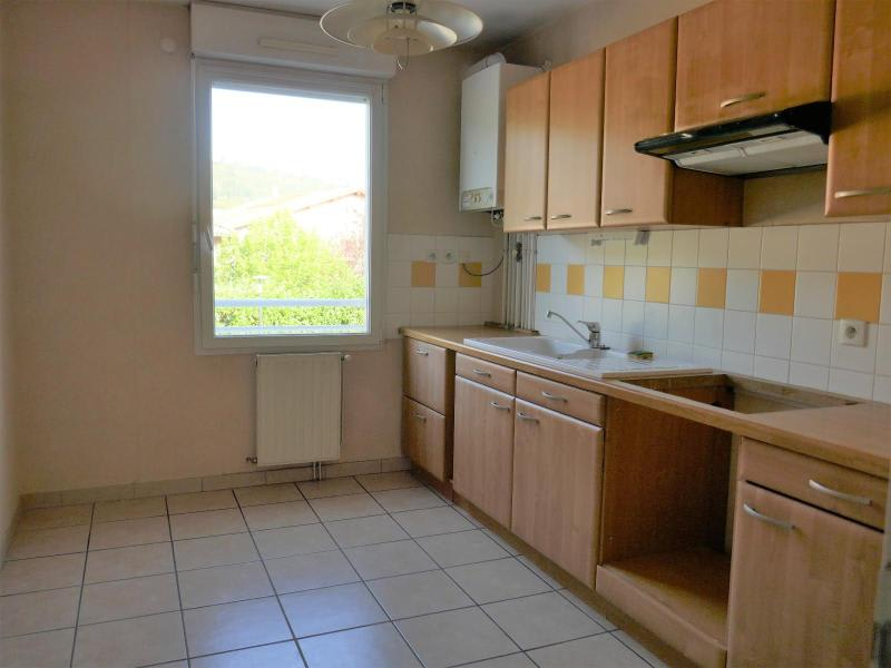 Sale apartment Bellignat 166000€ - Picture 2