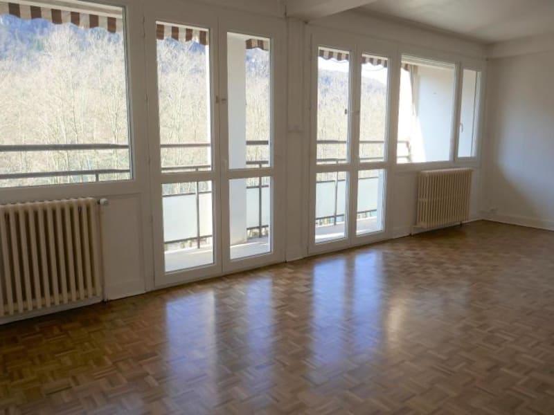 Rental apartment Nantua 779€ CC - Picture 1