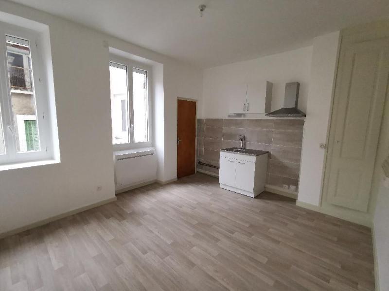 Rental apartment Nantua 260€ CC - Picture 1