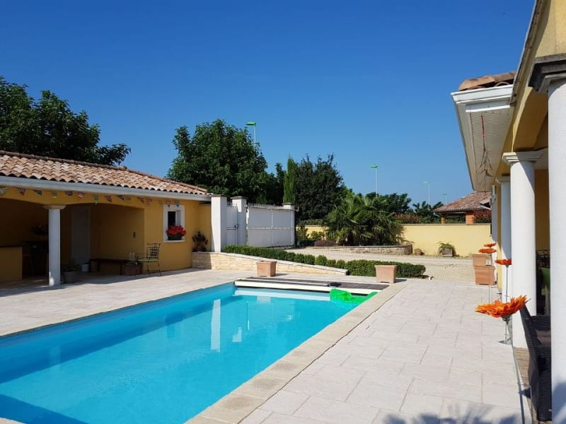 Sale house / villa Chasse sur rhone 625000€ - Picture 2