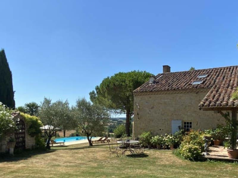Verkauf haus La romieu 895000€ - Fotografie 9