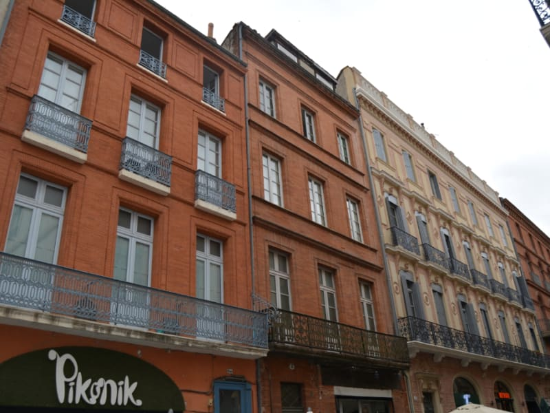 Rental apartment Toulouse 421€ CC - Picture 1