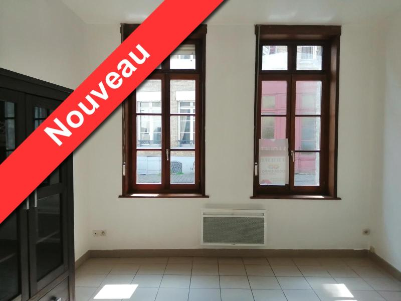 Rental apartment Saint-omer 440€ CC - Picture 1