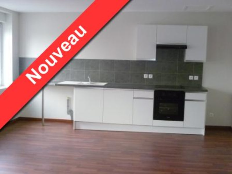 Rental apartment Isbergues 476€ CC - Picture 1