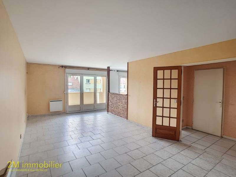Rental apartment Melun 897€ CC - Picture 1
