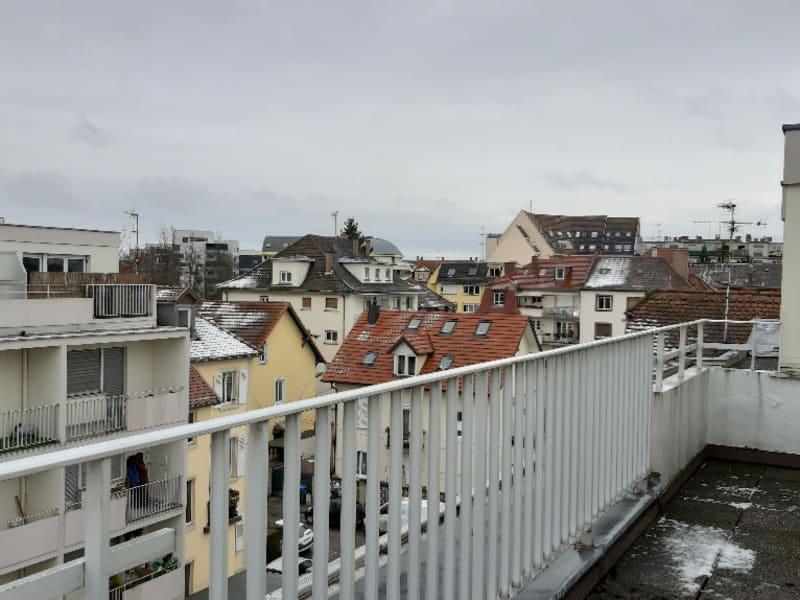 Location appartement Strasbourg 462,42€ CC - Photo 1
