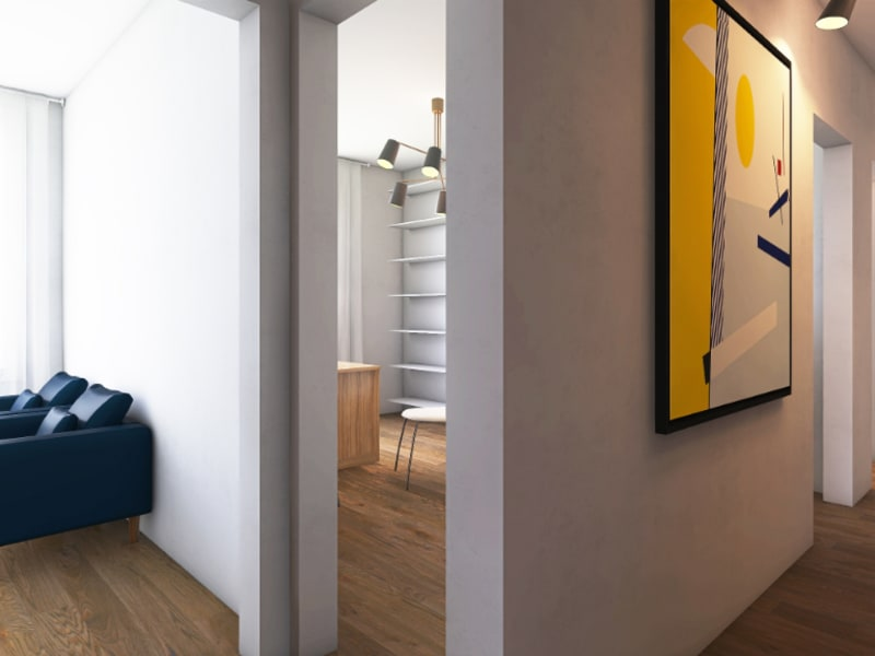 Venta  apartamento Paris 14ème 505000€ - Fotografía 14