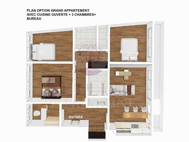 Venta  apartamento Paris 14ème 990000€ - Fotografía 9
