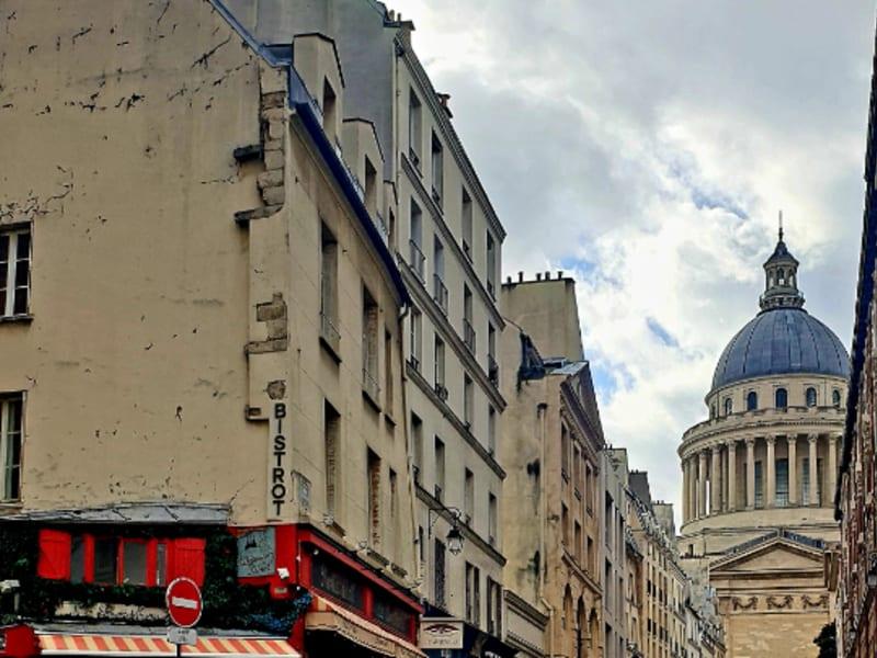 Venta  apartamento Paris 5ème 1750000€ - Fotografía 2