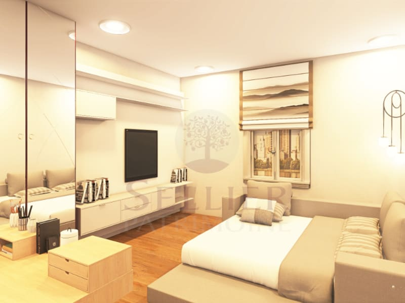 Venta  apartamento Paris 5ème 1285000€ - Fotografía 7