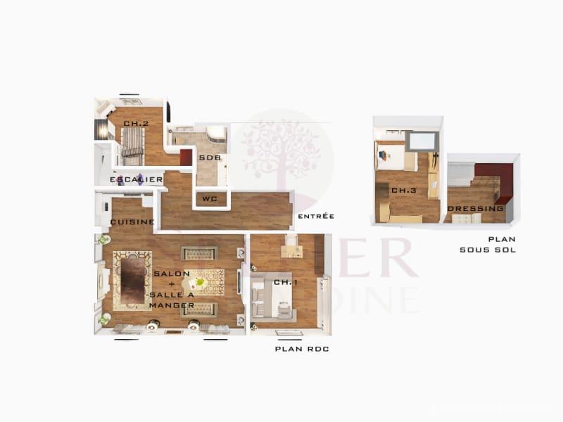 Venta  apartamento Paris 5ème 1285000€ - Fotografía 17