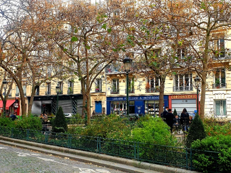 Vendita appartamento Paris 5ème 818000€ - Fotografia 1