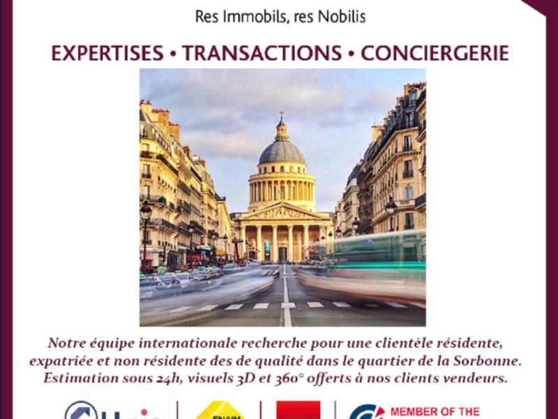 Venta  apartamento Paris 5ème 685000€ - Fotografía 12