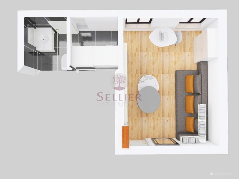Vendita appartamento Paris 13ème 210000€ - Fotografia 3
