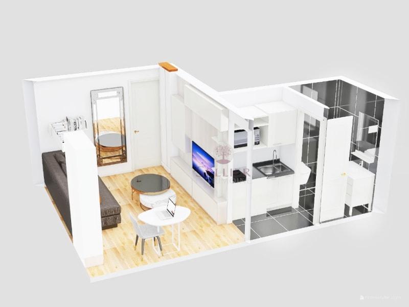 Vendita appartamento Paris 13ème 210000€ - Fotografia 4