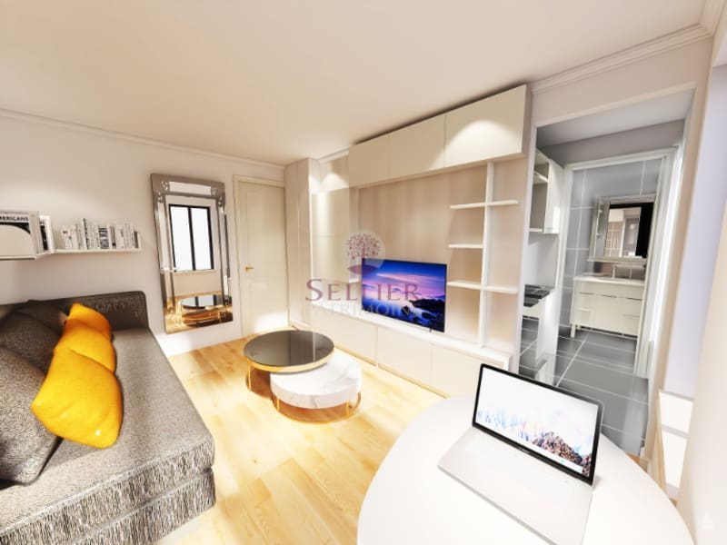 Vendita appartamento Paris 13ème 210000€ - Fotografia 6