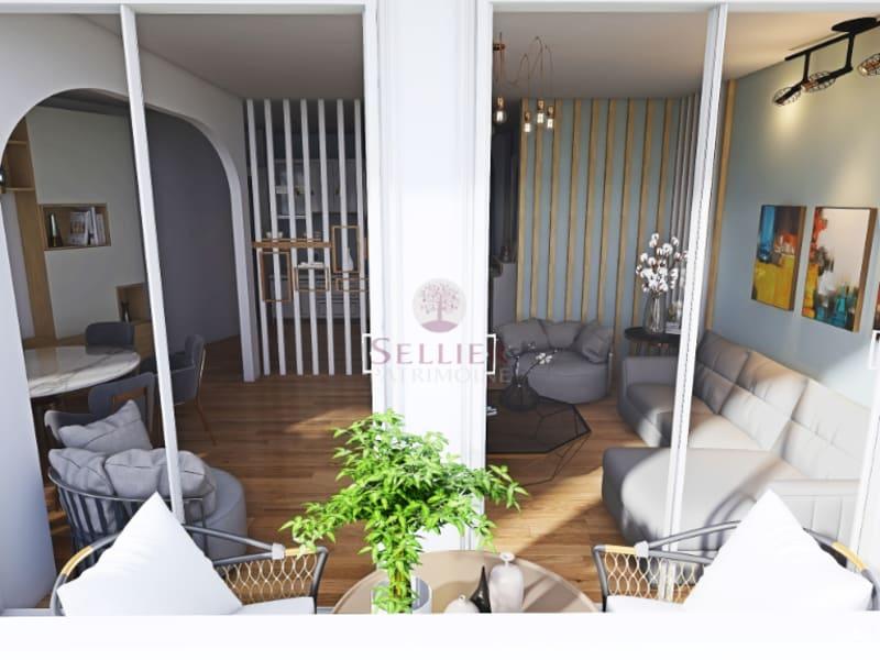 Vendita appartamento Paris 14ème 582400€ - Fotografia 1
