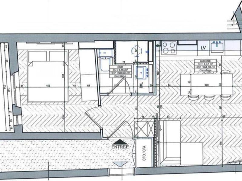 Vendita appartamento Paris 6ème 715000€ - Fotografia 5