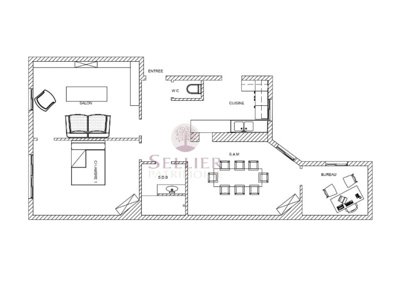 Venta  apartamento Paris 5ème 975000€ - Fotografía 13
