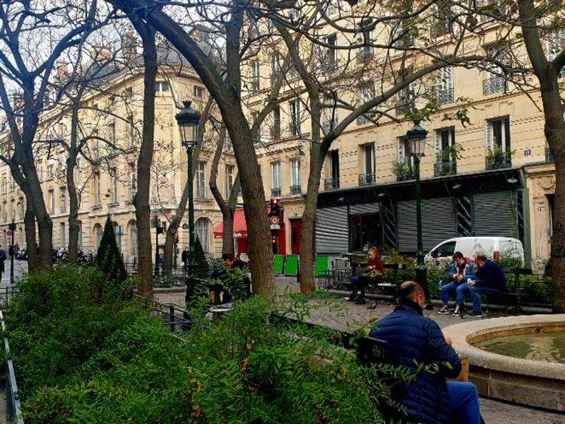 Venta  apartamento Paris 5ème 818000€ - Fotografía 8
