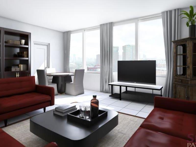 Venta  apartamento Paris 13ème 565000€ - Fotografía 3