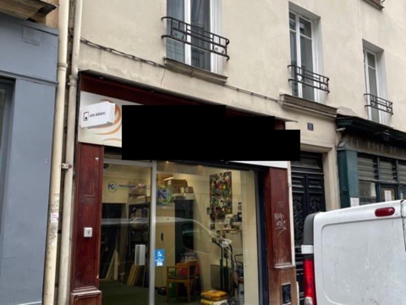 Rental empty room/storage Paris 14ème 1355€ HC - Picture 1
